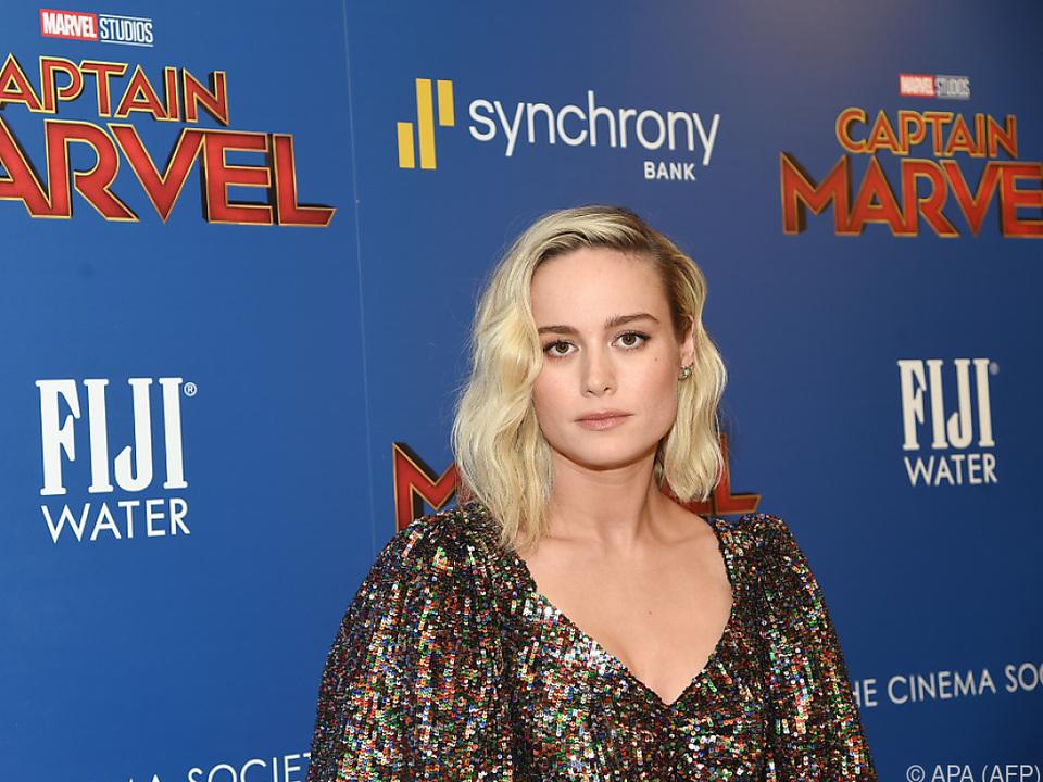 Brie Larson spielt die Hauptrolle in \