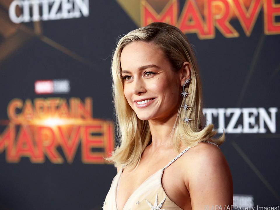 Brie Larson war den G-Kräften ausgesetzt