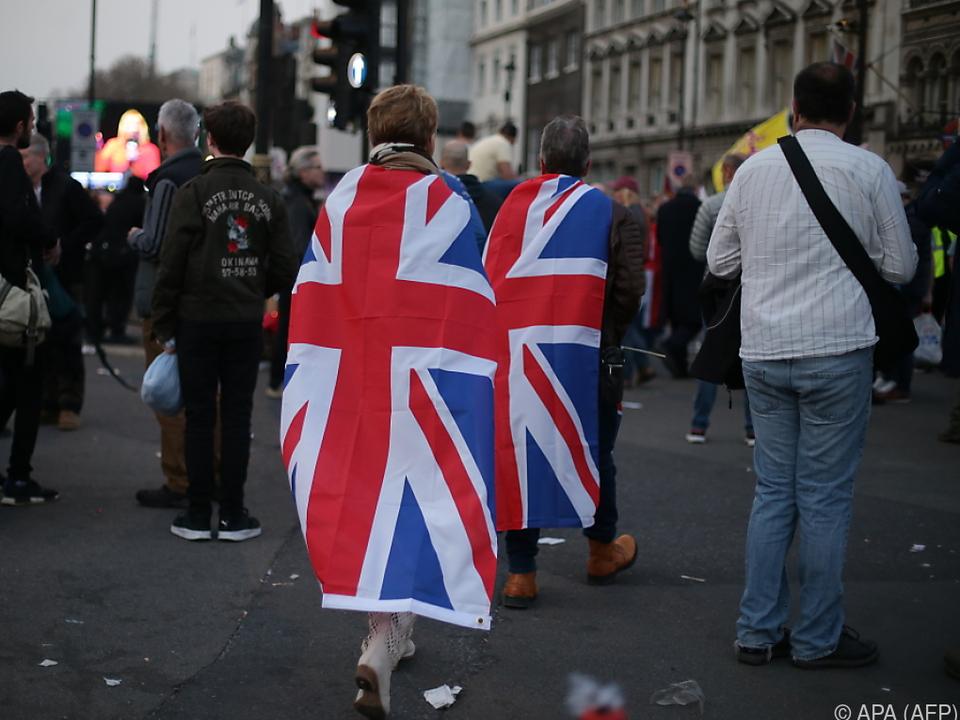 Britische Leitfrage: Should I stay or should I go?