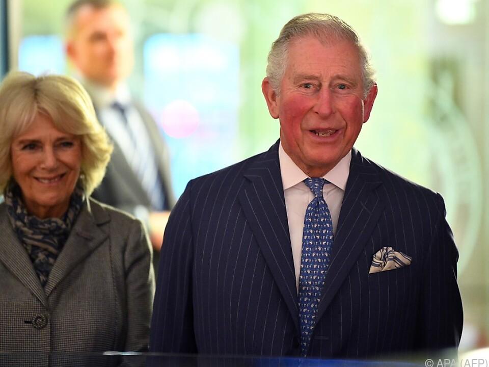 Charles und Camilla betreiben Karibik-Diplomatie