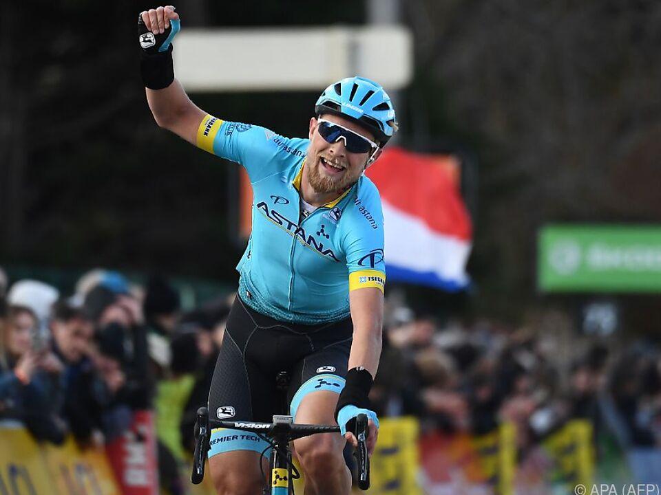 Däne Magnus Nielsen gewann 4. Etappe bei Paris-Nizza