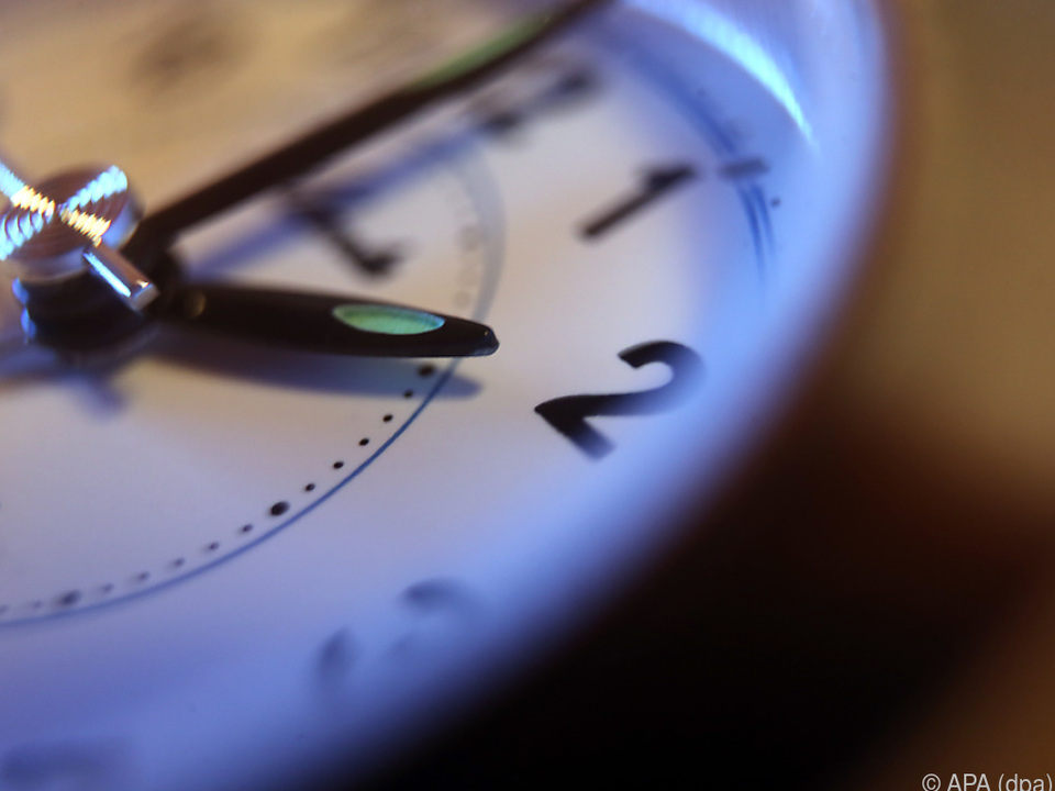 Das EU-Parlament stimmt über die Zeitumstellung ab