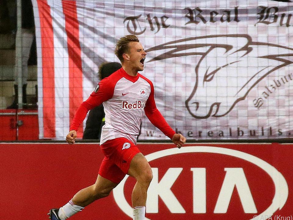 Der Norweger ist die einzig offene Spieler-Personalie in Salzburg