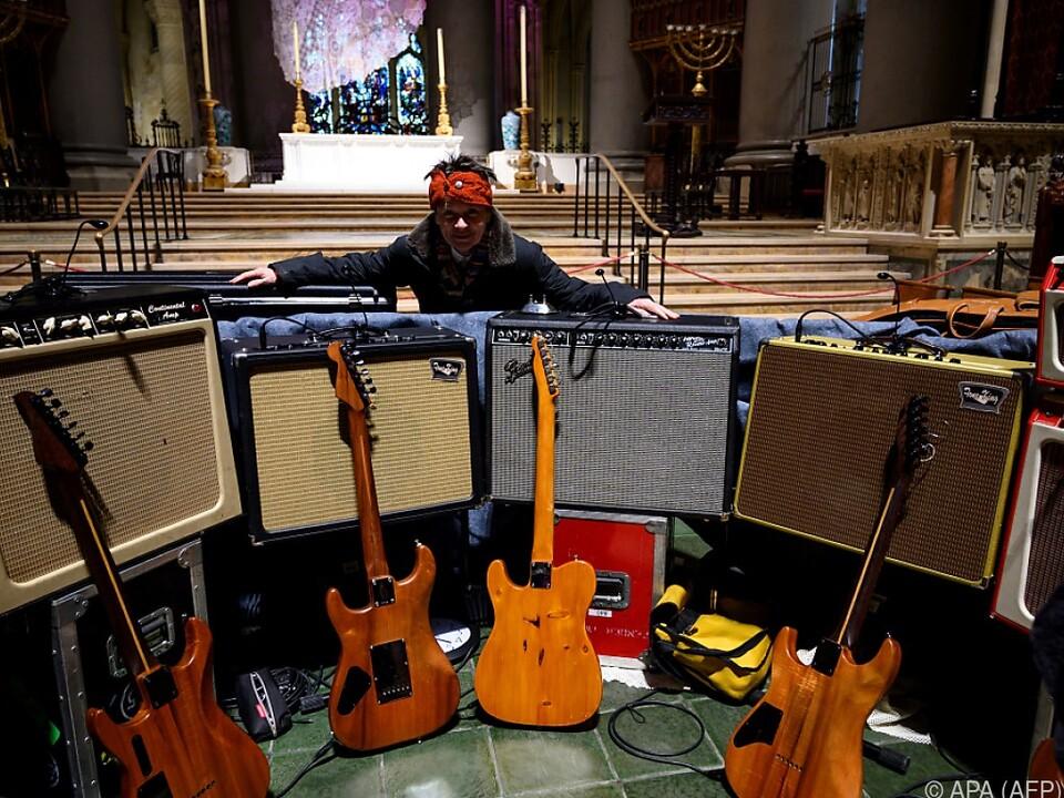 Der Sound von Lou Reed hängt in der Luft