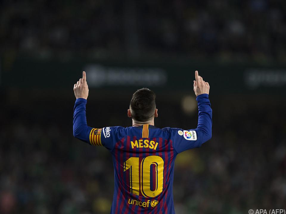 Der Superstar zeigte erneut eindrucksvoll seine Qualitäten