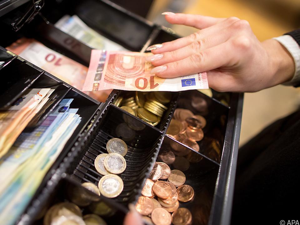 Dia Kassen klingelten ein wenig besser als 2017