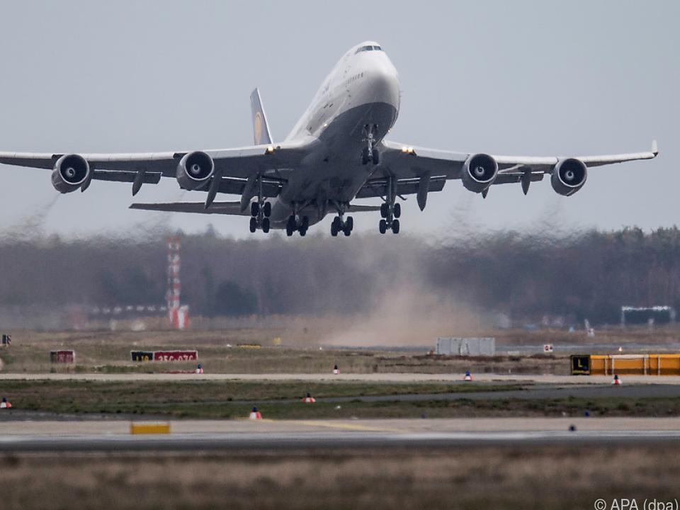 Die Flugpläne der Maschine wurden verwechselt