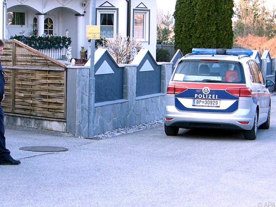 Die Frau wurde am Samstag in ihrem Haus gefunden