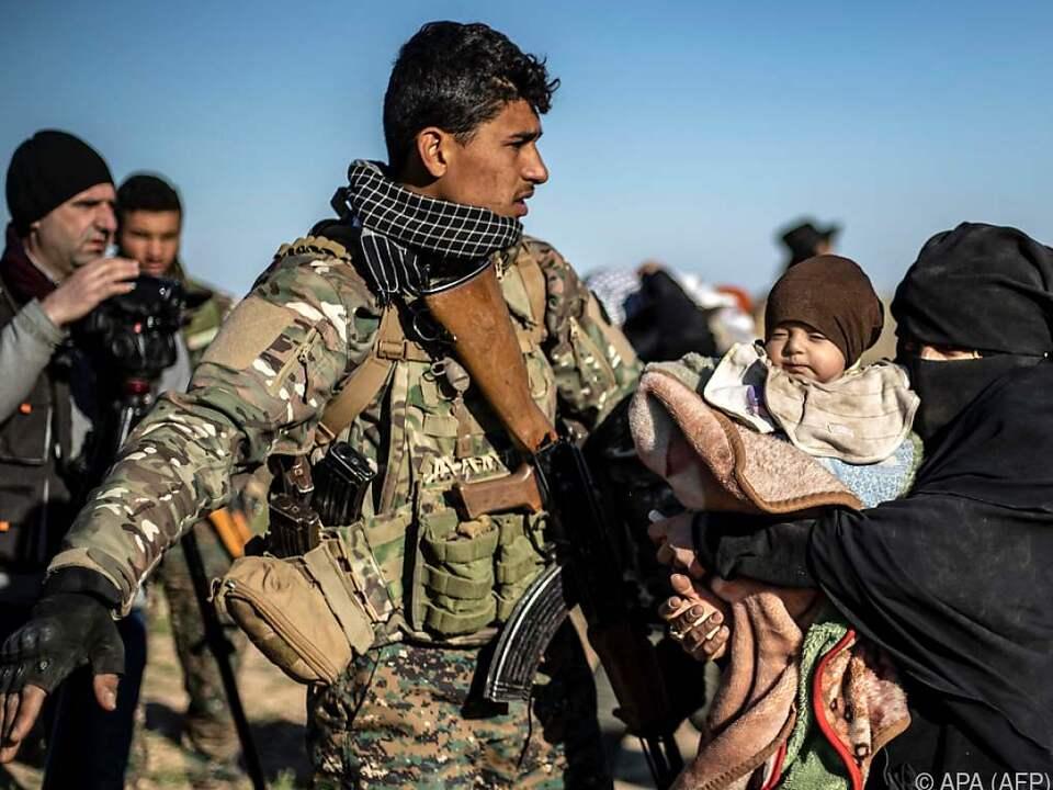 Die Kämpfe um das syrische Dorf toben seit Wochen