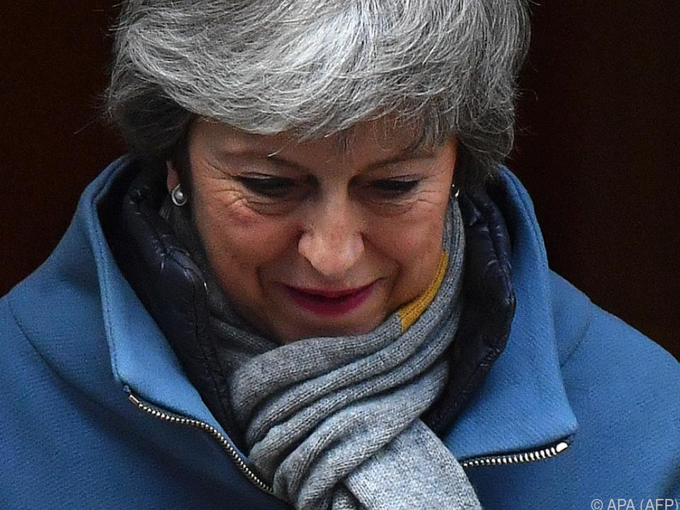 Brexit: Dritte Abstimmung nur mit Änderungen