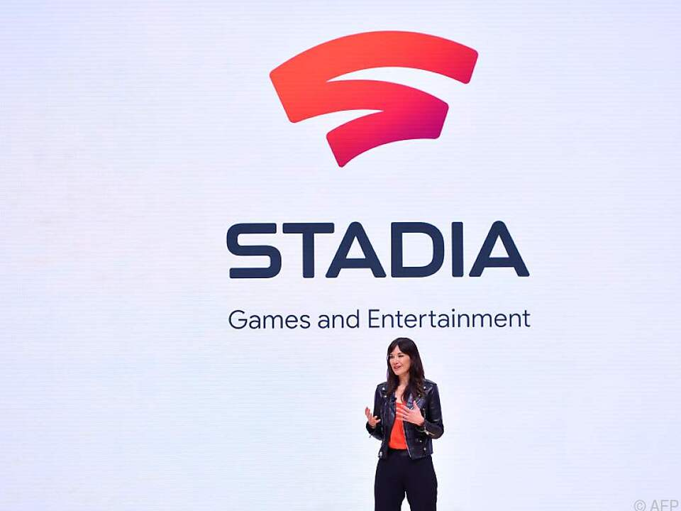 Die Plattform namens Stadia soll im laufenden Jahr an den Start gehen