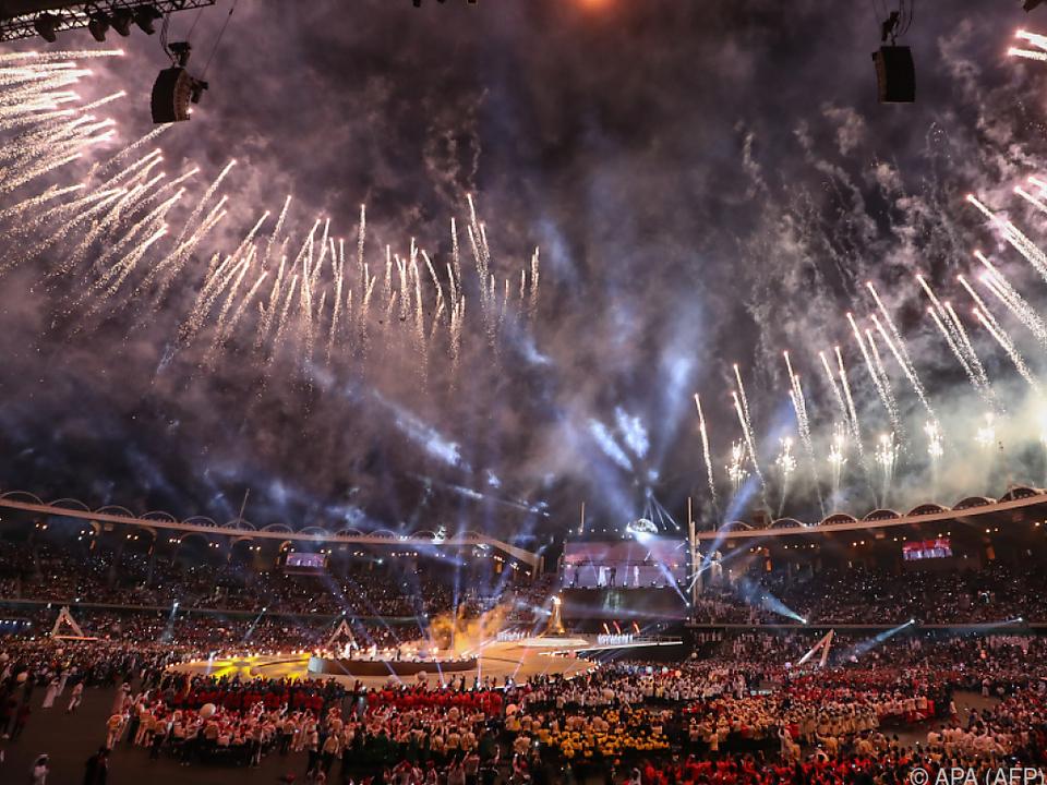 Die Special Olympics fanden in Abu Dhabi statt