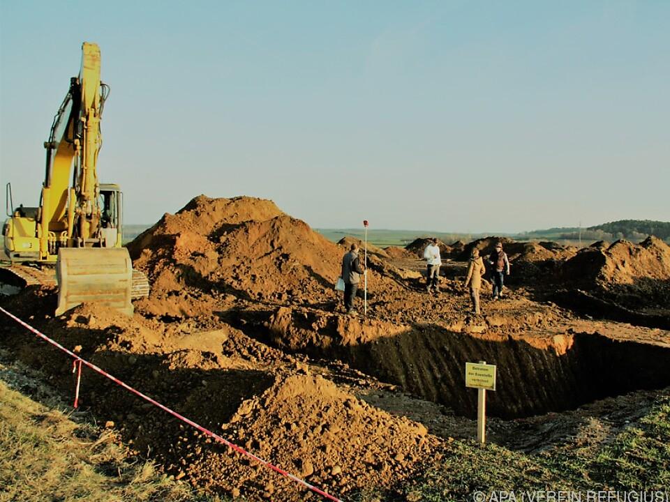 Die Verdachtsflächen sind insgesamt über 30 Hektar groß