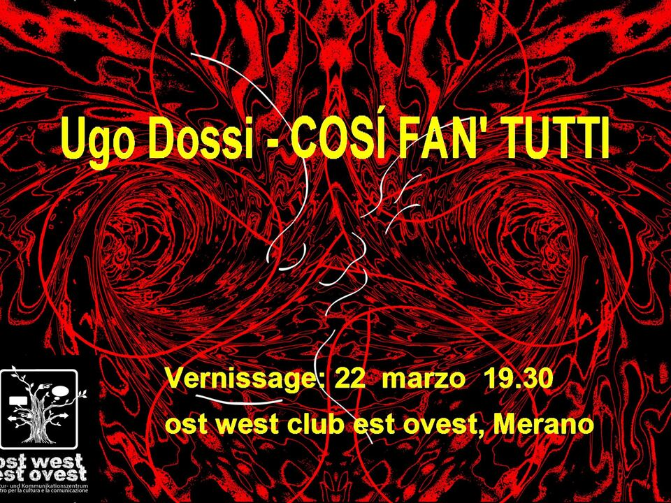 dossi ugo - ost west club est ovest