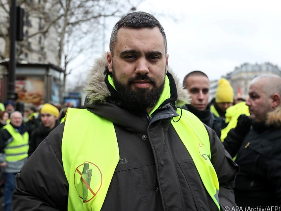 Drouet soll nicht genehmigte Demonstration organisiert haben