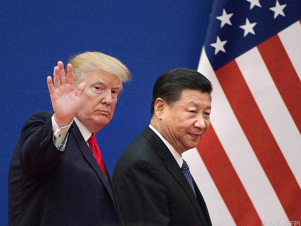 Ein Unterhändler der chinesischen Regierung zeigte sich hoffnungsvoll