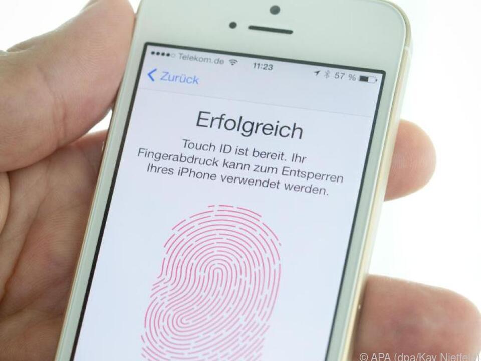 Einfache Fingerabdrucksensoren konnten überlistet werden