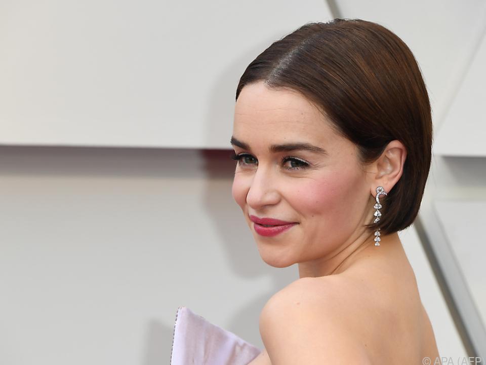 Emilia Clarke hat schwere Operationen hinter sich