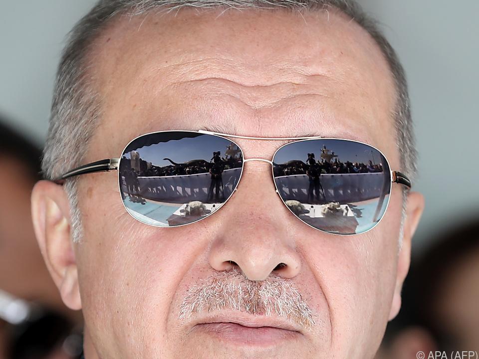 Erdogan kann\'s nicht lassen