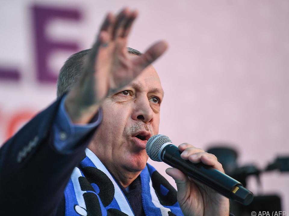 Erdogans Aussagen sorgen für heftige internationale Kritik