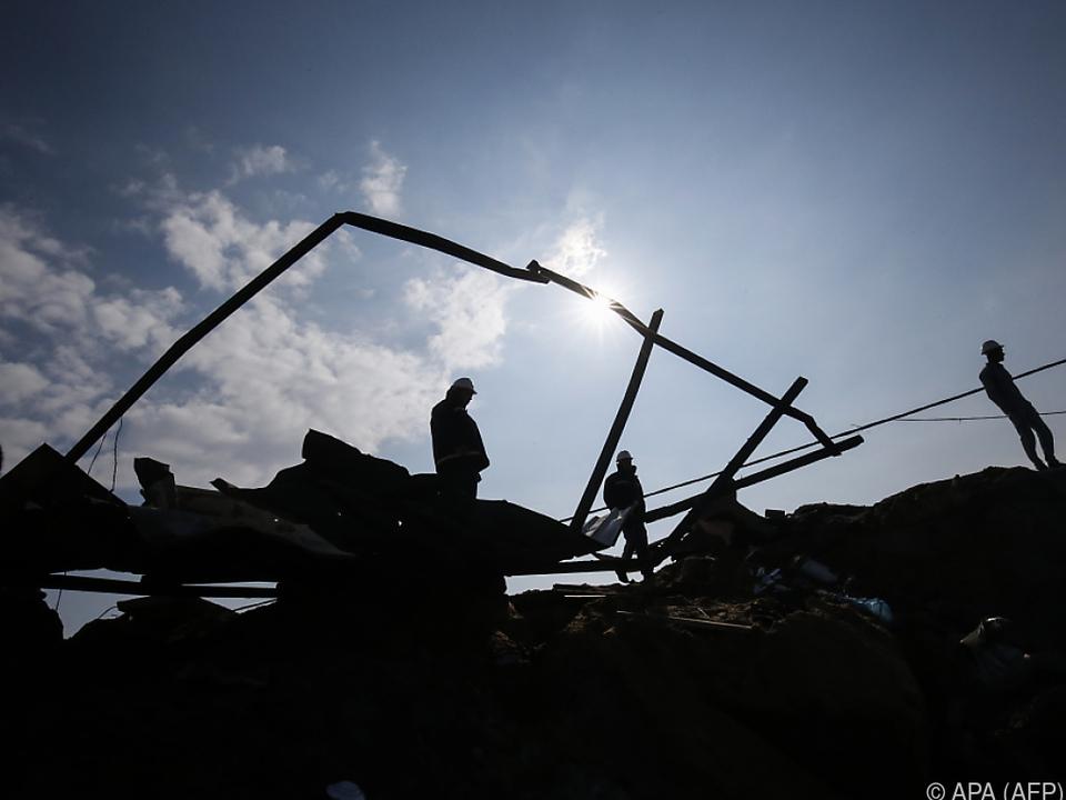 Erneuter Konflikt im Gazastreifen