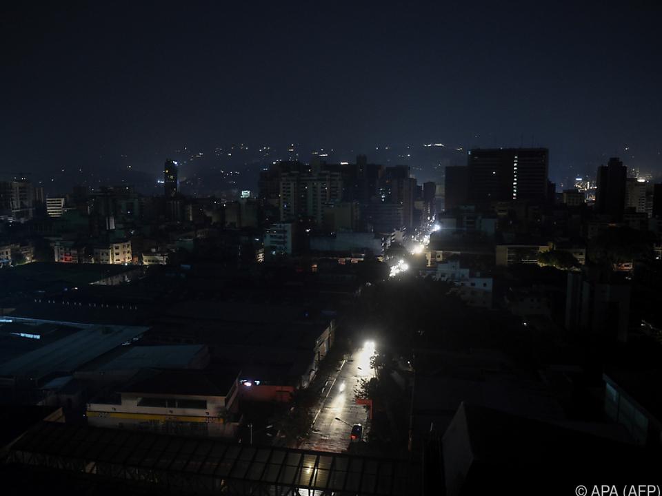 Es kam zum dritten Stromausfall seit Anfang März
