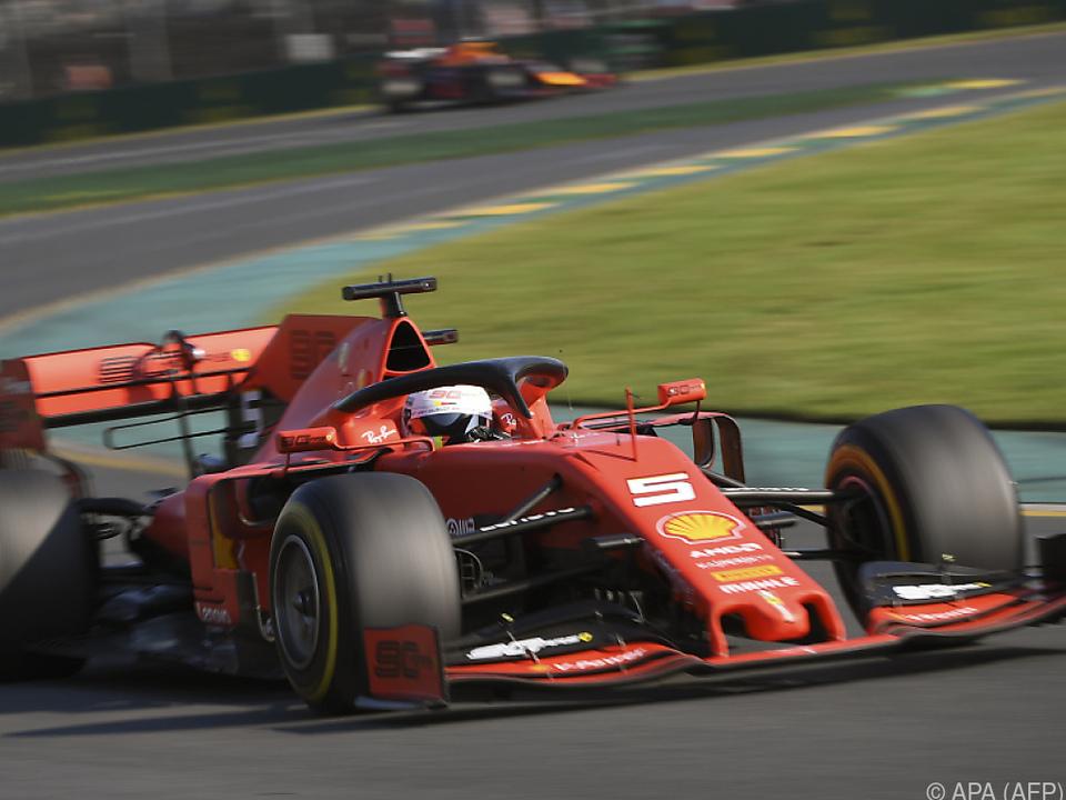Ferrari und Vettel stehen in Bahrein schon unter Druck