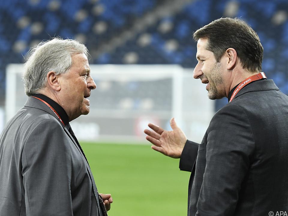 Foda-Analyse mit ÖFB-Präsident Windtner