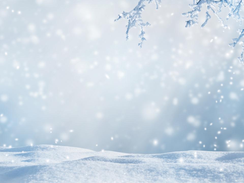 Winter Kulisse
