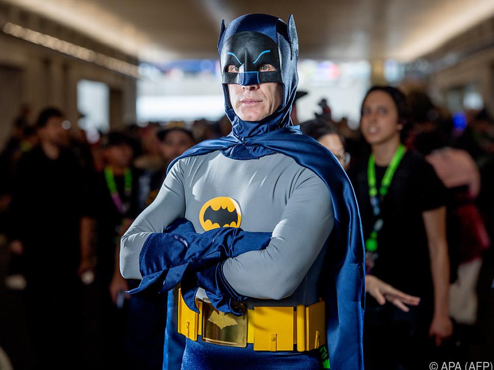 Für Batman-Fans wird es einige Leckerbissen geben