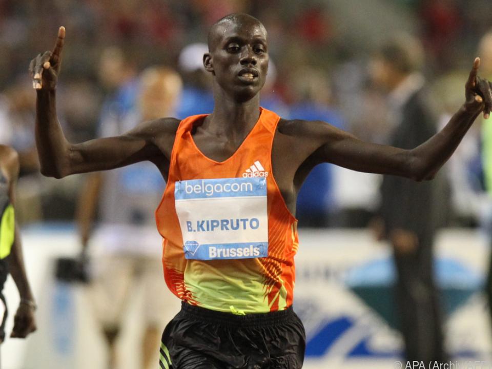 Für den Kenianer wird es das Marathon-Debüt