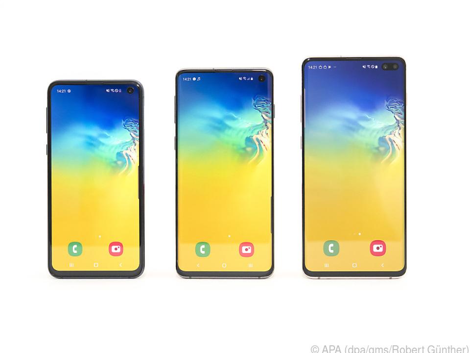 Galaxy S10: Samsungs Unabhängigkeitserklärung