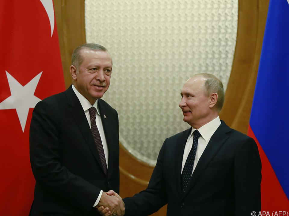Geplant ist offenbar, das russisch-türkische Kulturjahr zu eröffnen.