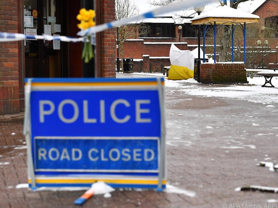 Giftanschlag auf früheren russischen Doppelagenten in Salisbury