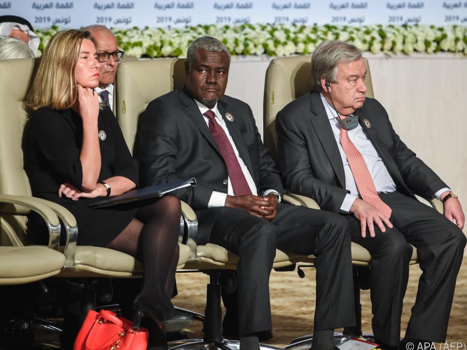 Gipfel der Arabischen Liga in Tunis