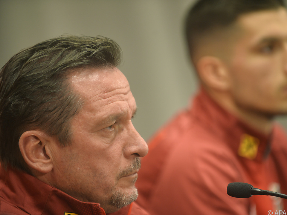 Gregoritschs Team musste sich Spanien geschlagen geben