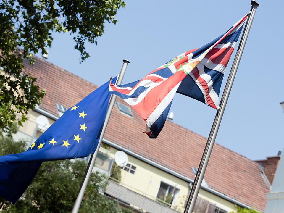 Großbritannien soll die EU eigentlich am 29. März verlassen