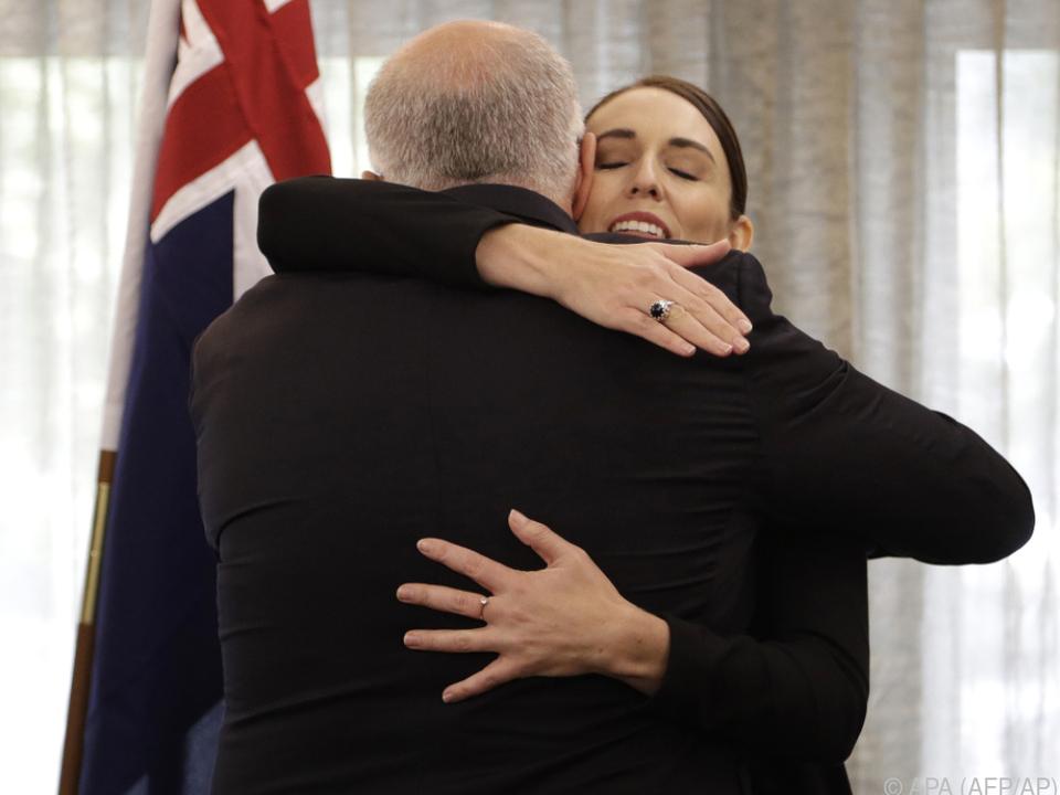 Große Trauer in Neuseeland