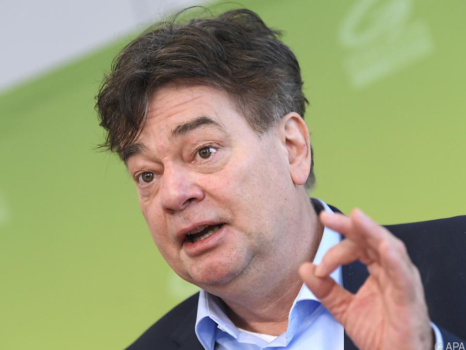 Grünen-Chef Kogler zeigt sich generell gesprächsbereit