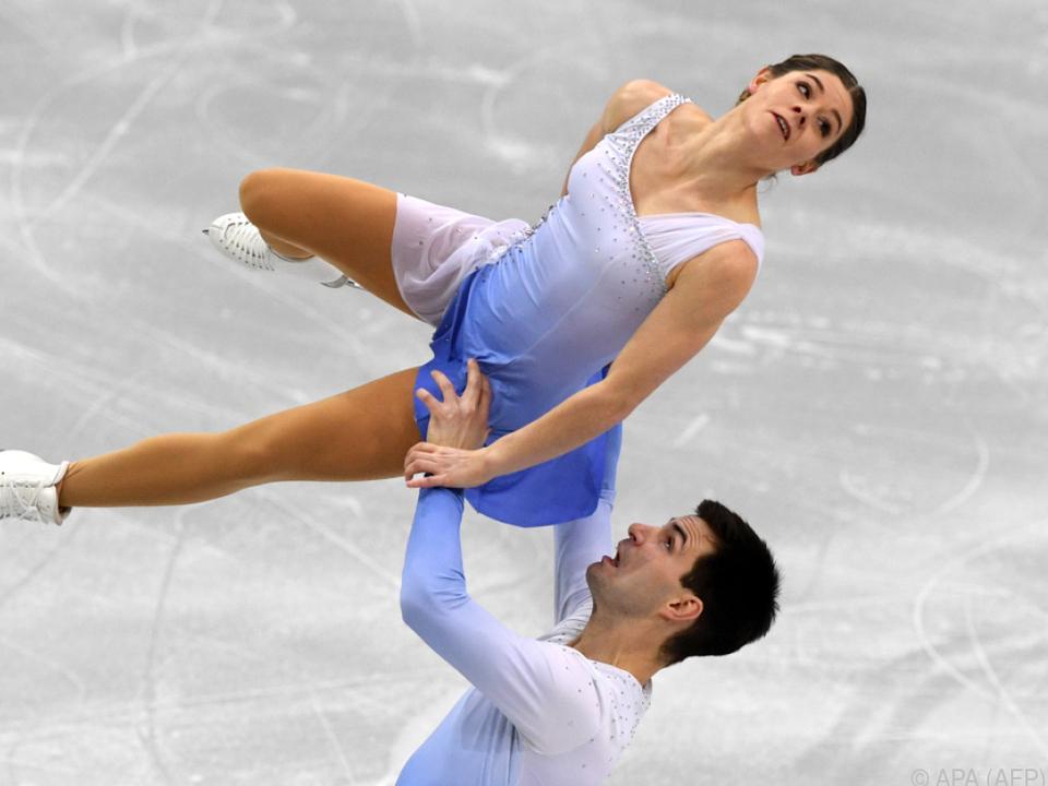 Guter Auftakt für Miriam Ziegler und Severin Kiefer