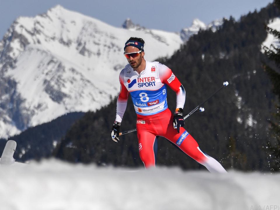 Hans Christer Holund gewann noch nie ein Weltcup-Rennen
