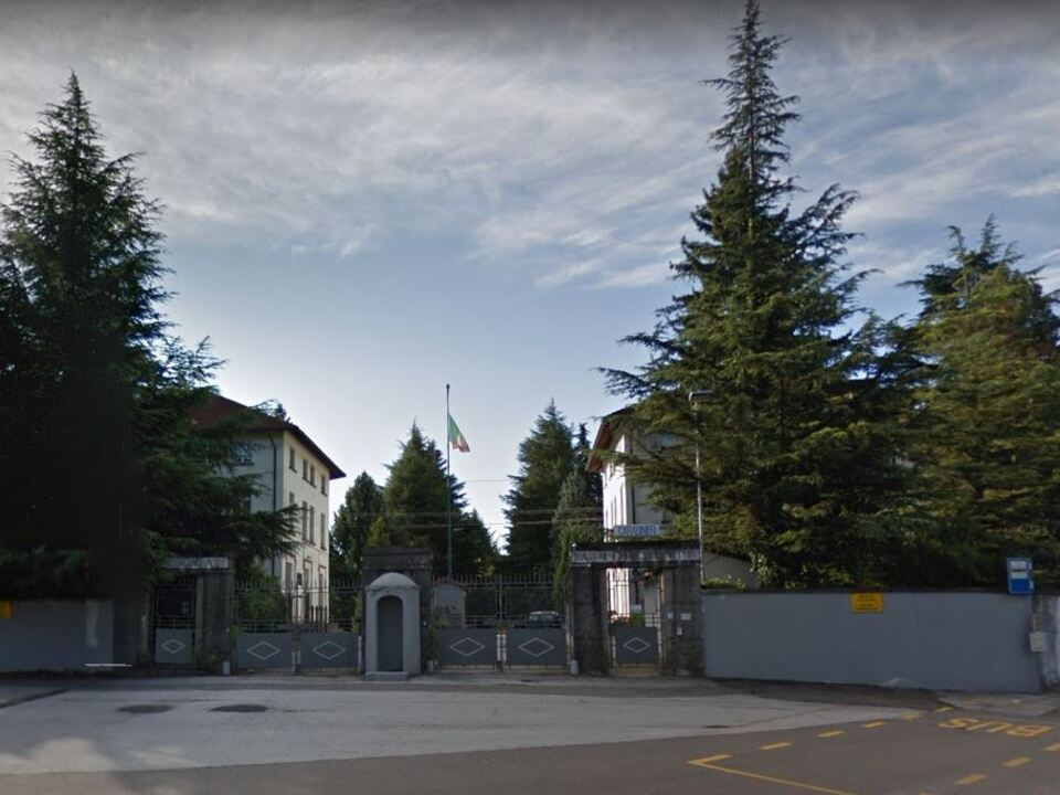 Mercanti-Kaserne