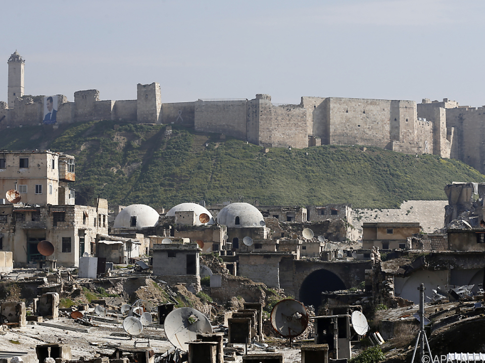 In Syrien wird Hilfe dringend benötigt