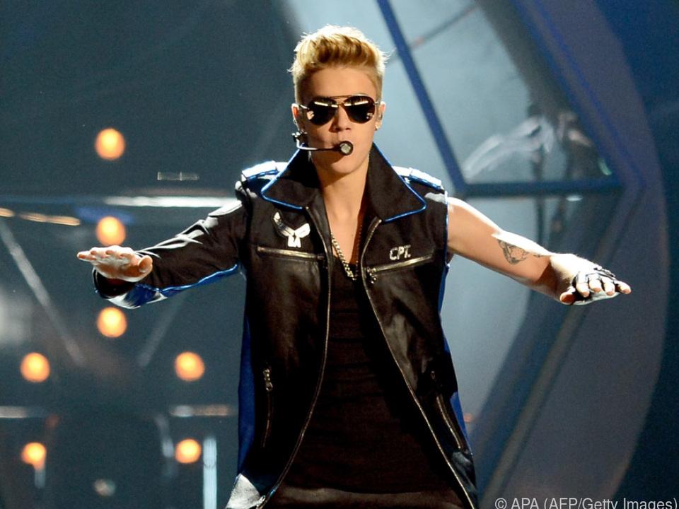 Justin Bieber spürt den Fluch des frühen Ruhms