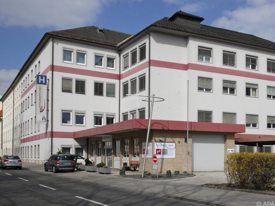Kärntnerin starb im Klagenfurter Elisabethinenspital