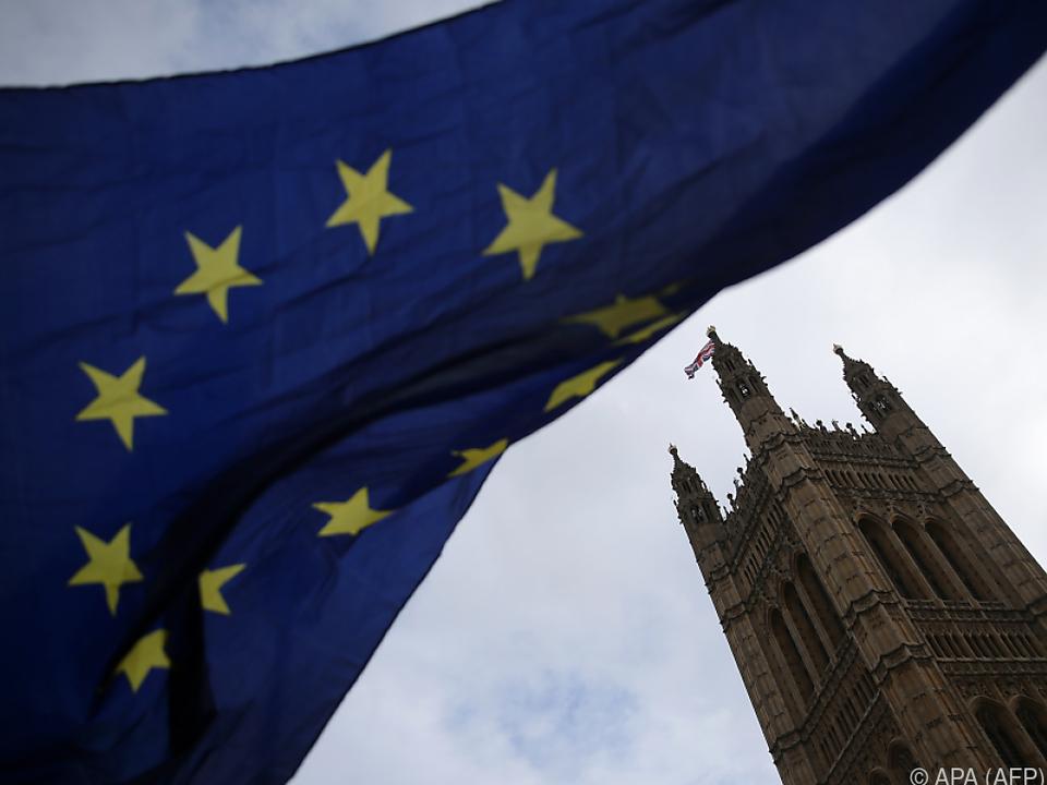 Kein Ende in Sicht bei der Brexit-Debatte