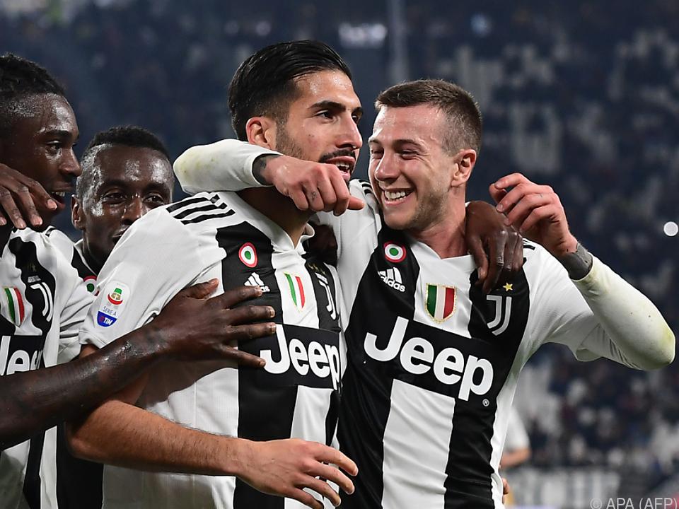 Klarer Sieg gegen Udine - Wer soll Juve den Titel noch nehmen?