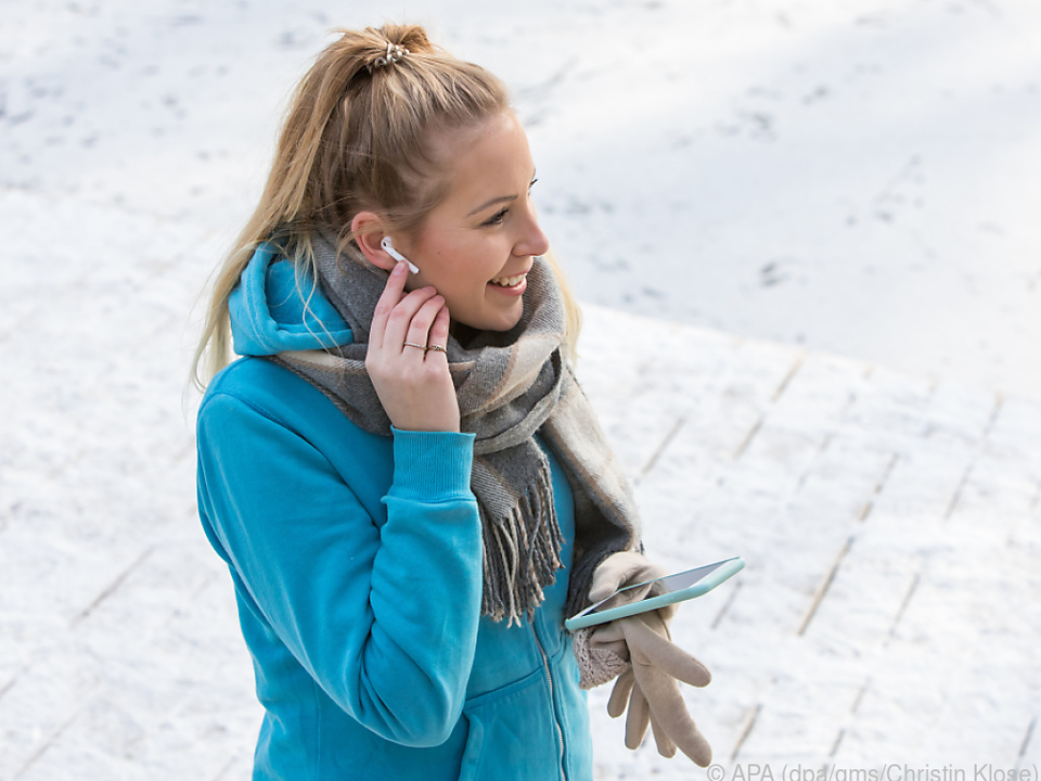 Komplett kabelfreie Bluetooth-Ohrhörer werden meist als True Wireless bezeichnet