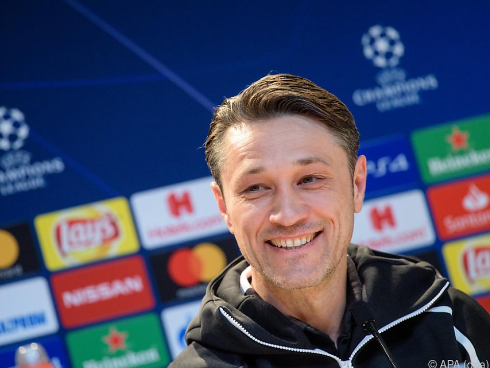 Kovac erwartet kein Remis