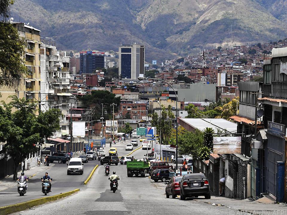 Krise in Venezuela hält an
